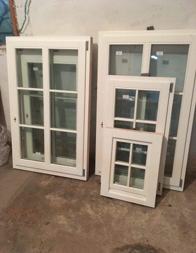 ferestre woodstyle